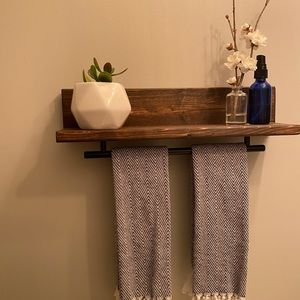 COPY - Towel shelf